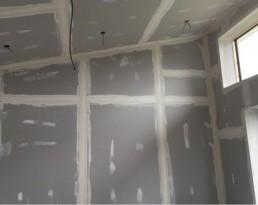 Soorten stucwerk for Behangklaar